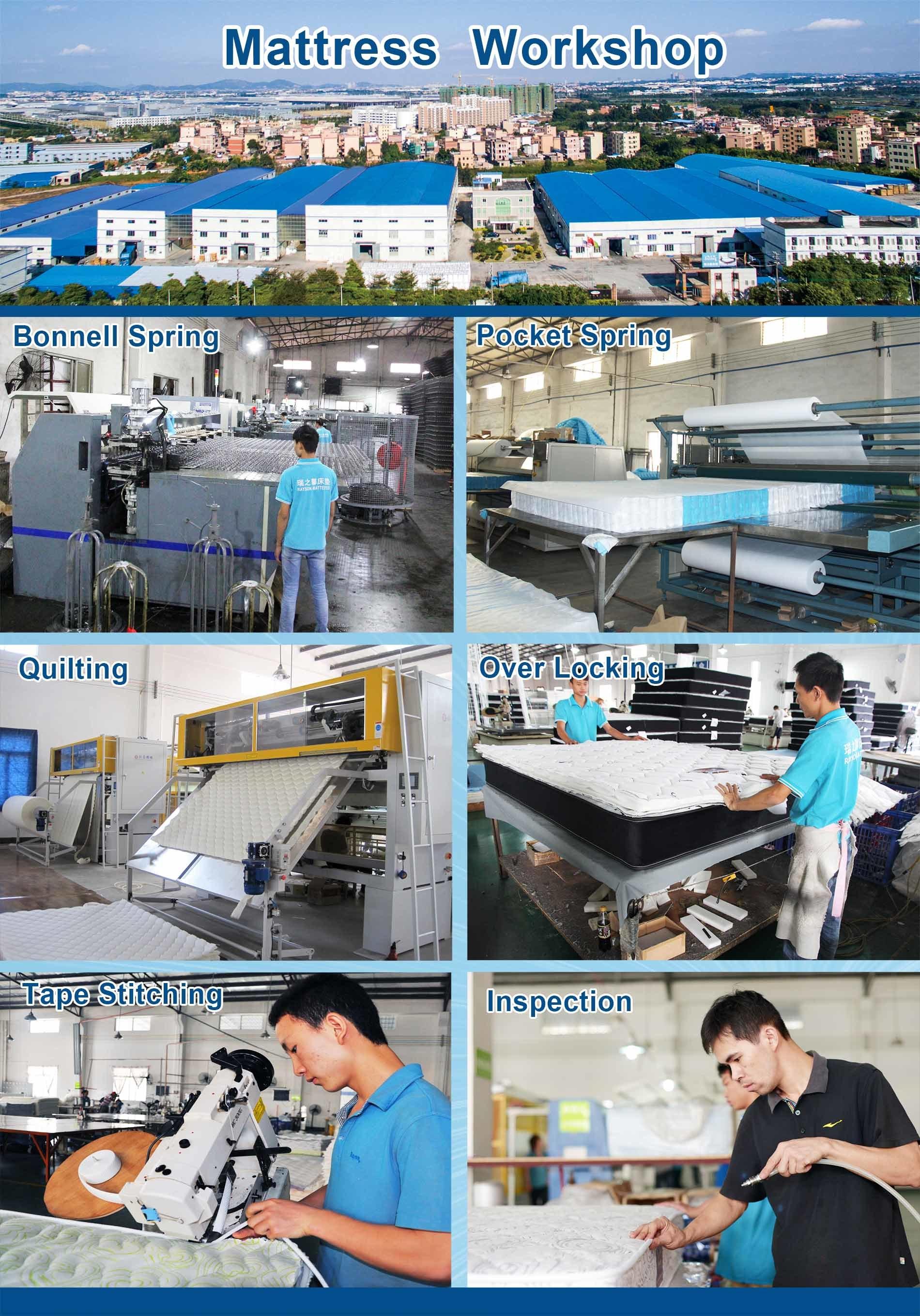 Rayson Mattress spring spring koil mattress Suppliers