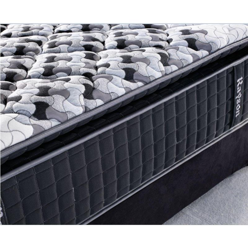 Visco Memory Foam Pillow Top Spring Mattress