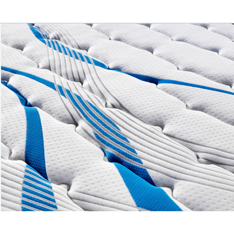 9-ZONE Euro Top Latex Pocket Spring BAMBOO Mattress