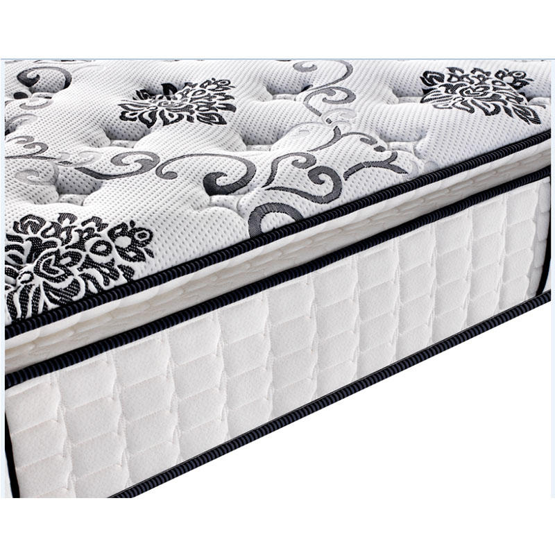 Home/Hotel Bedroom Furniture Pillow Top Queen Size Pocket Spring Mattress