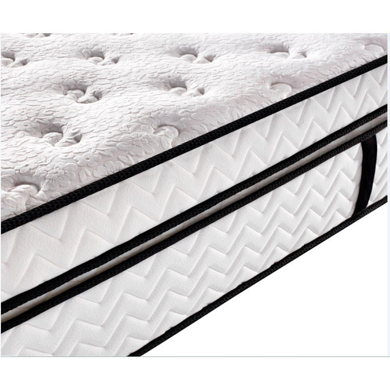 Queen/King Size 14'' Spring Mattress Top Bed Bedroom Furniture High Quality
