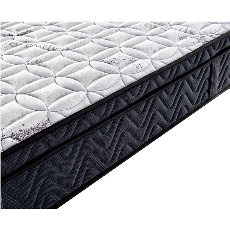 Super Ortho Firm Bonnell Spring Orthopaedic Mattress Bed Set