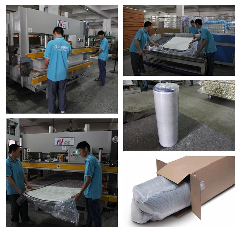 Rayson Mattress memory vacuum sealed mattress manufacturers
