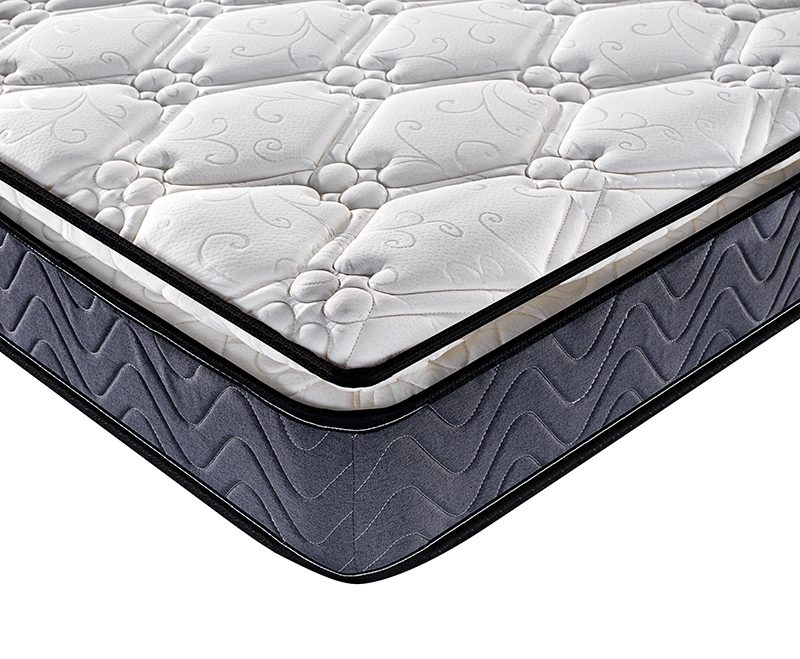 Affordable Rolled Up Bonnell Spring Mattress