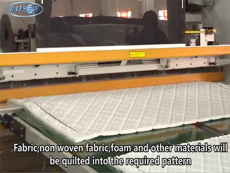 Production Procedure of Mattresses | ISO Certified Mattress Factory