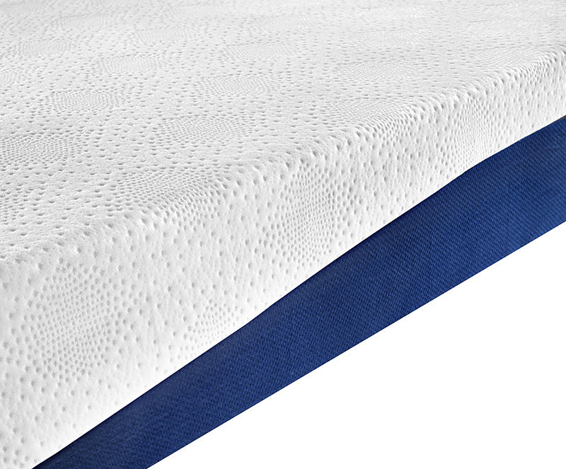 Zipper Rolled Pack Gel Memory Foam Mattress