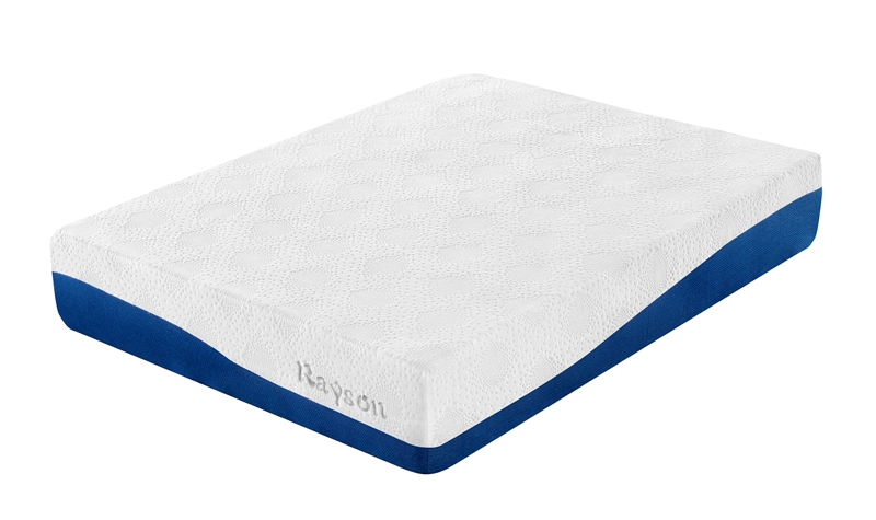 Rayson Mattress-Memory Foam Mattress And Bed Zipper Rolled Pack Gel Memory Foam Mattress