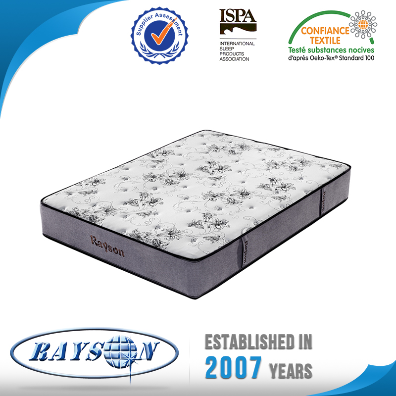 Aṣọ líle Double Sides Pocket Spring Mattress