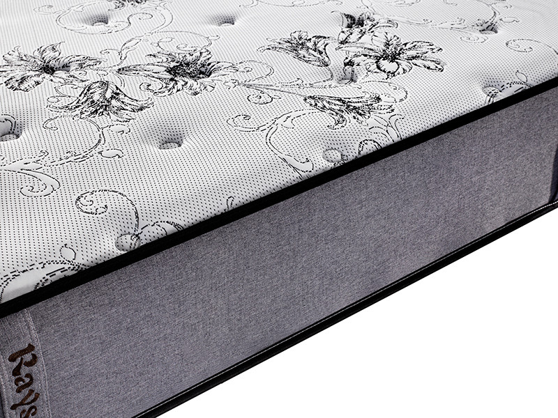 Rayson Mattress-Best Spring Mattress Manufacturer Moderate Hardness Double Sides Pocket-3