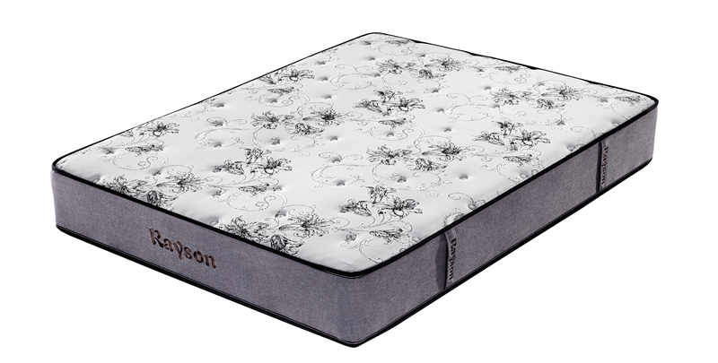 Rayson Mattress-Best Spring Mattress Manufacturer Moderate Hardness Double Sides Pocket-5