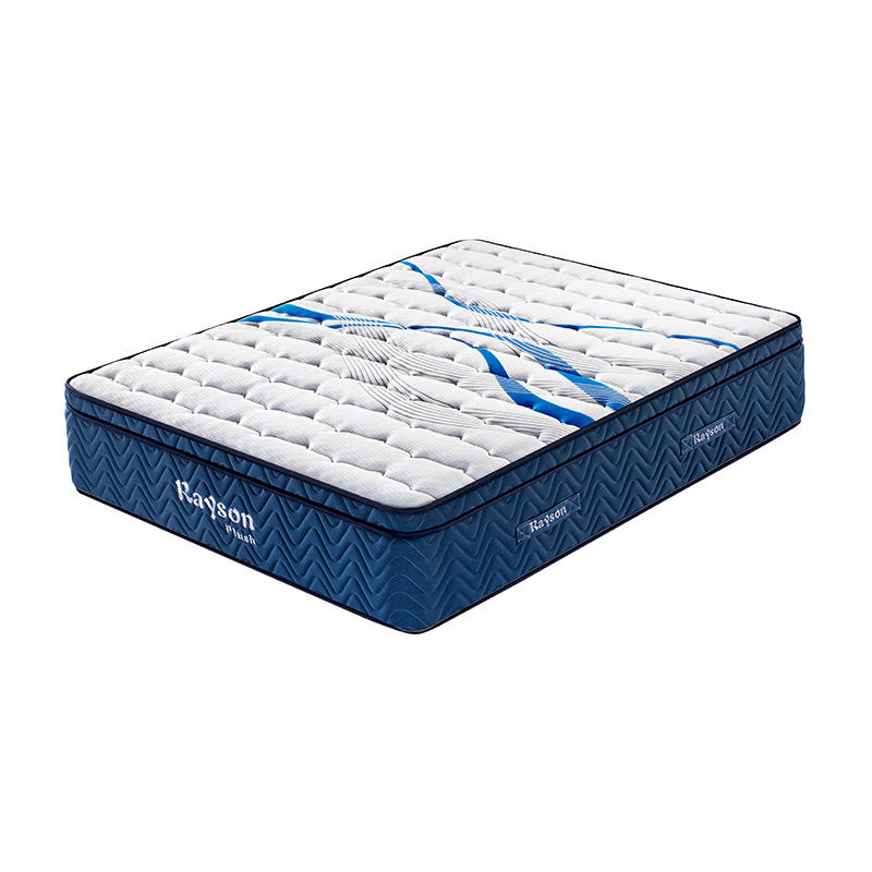 Euro Top Latex Pocket Spring Mattress