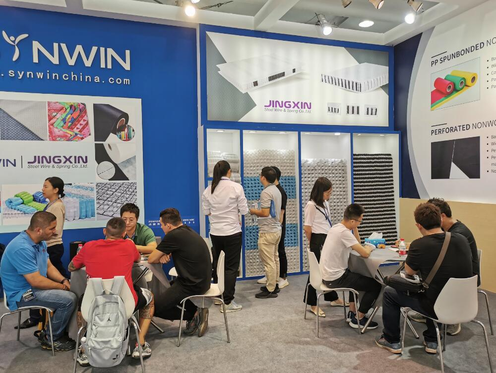 Rayson Mattress-Rayson Closed A Perfect Ending At Shanghai Furniture Show, Rayson Global Co