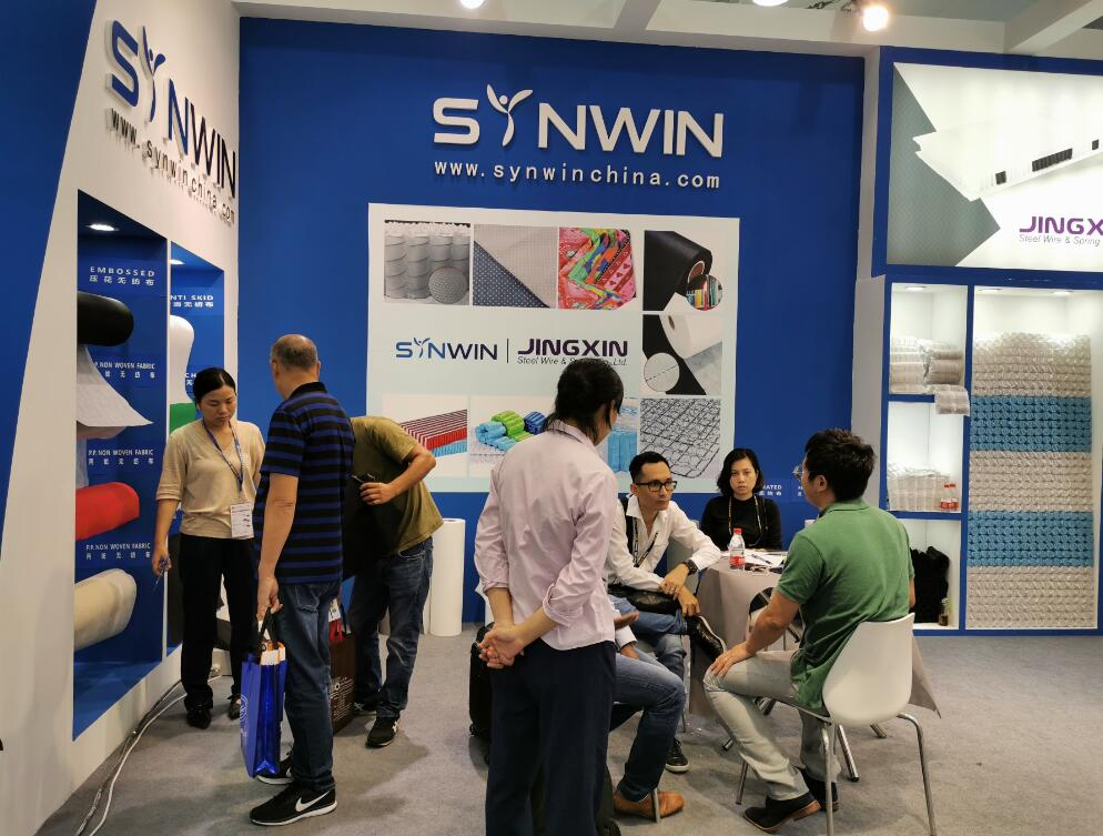 Rayson Mattress-Rayson Closed A Perfect Ending At Shanghai Furniture Show, Rayson Global Co-1