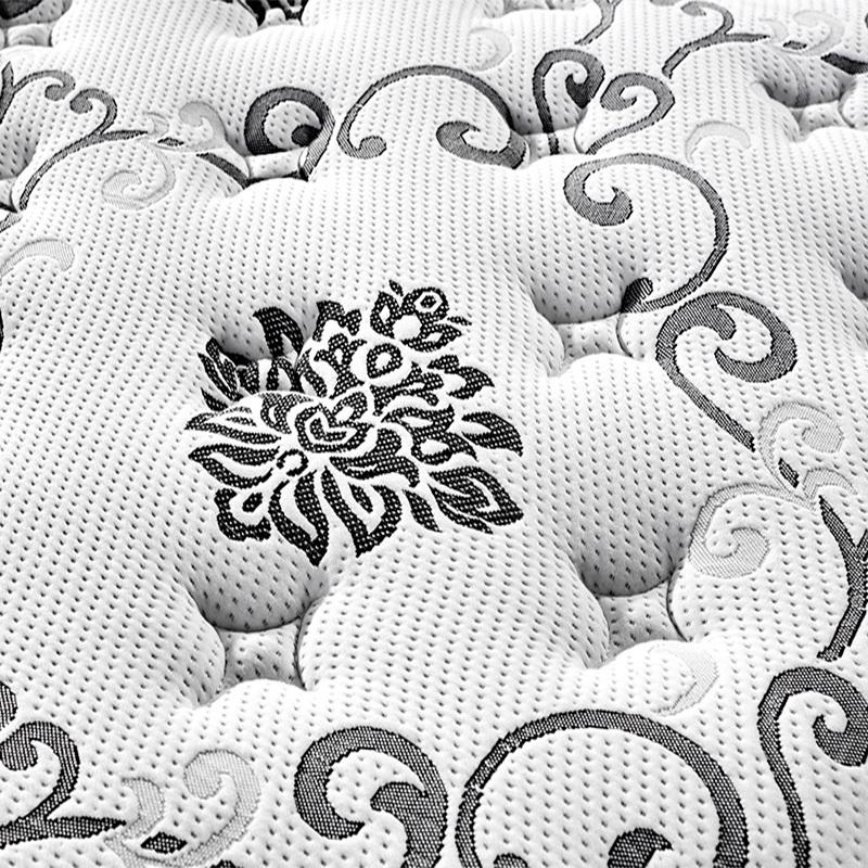 Sweet Dream Pillow Top Plush Pocket Spring Mattress