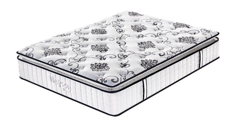 sweet dream pillow top plush pocket spring mattress
