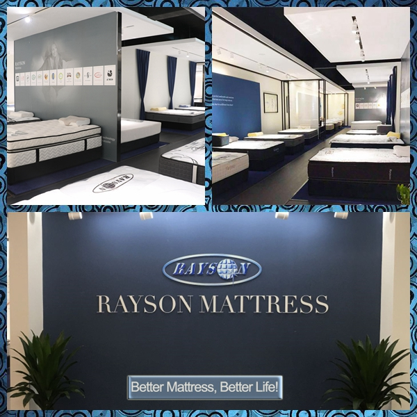 Rayson Mattress-Oem Queen Size Pocket Sprung Mattress Price List | Rayson Spring Mattress-7