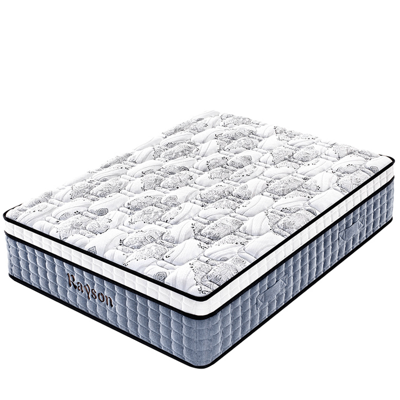 Modest nga Luxury Pocket Spring Mattress