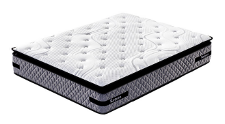 Five-Zone Memory Foam Hybrid Mattress