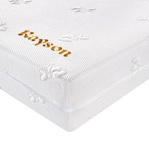 10Inch White Memory Foam Mattress