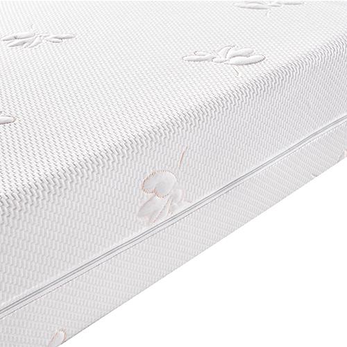 10Inch White Memory Foam Mattress