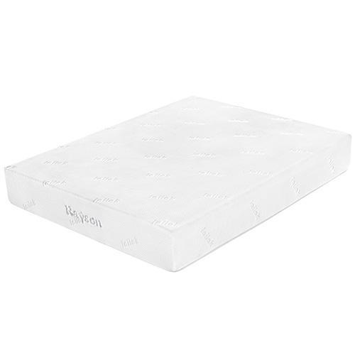 Roll Up Memeory Foam Hybrid Mattress With Foam Edge Support