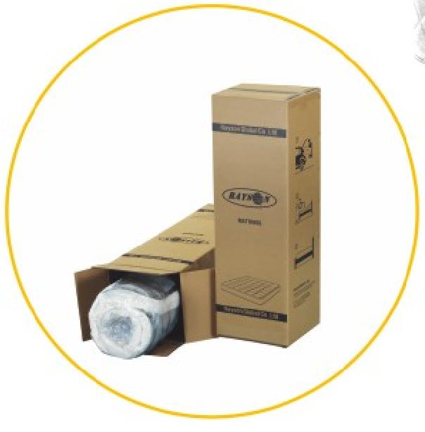 product-Both Side Use High Density Sponge Mattress-Rayson Mattress-img