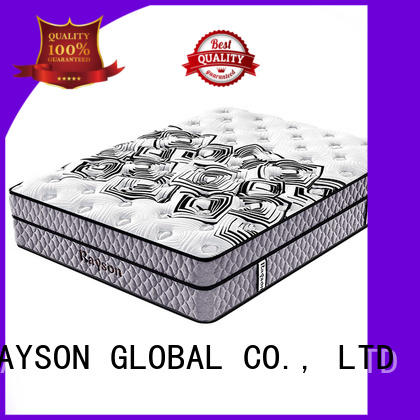 Rayson Mattress High-quality pocket coil memory foam mattress Suppliers