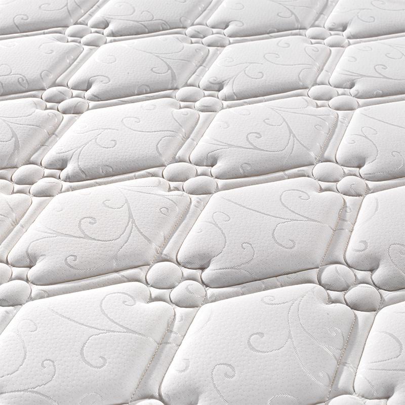 Cheap Comfortable Pillow Top Roll Up Mattress With Carton