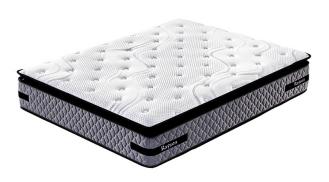 Best Sell Five Zone Memory Foam Spring Hybrid Mattress