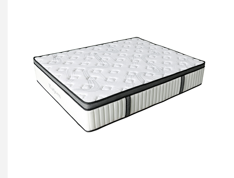 12 Inch Hybrid Queen Spring Mattress In Box
