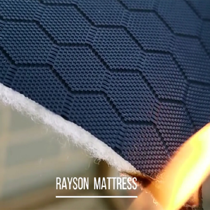 Mattress Fabric Fire-proof Testing | China Bed Mattress Supplier