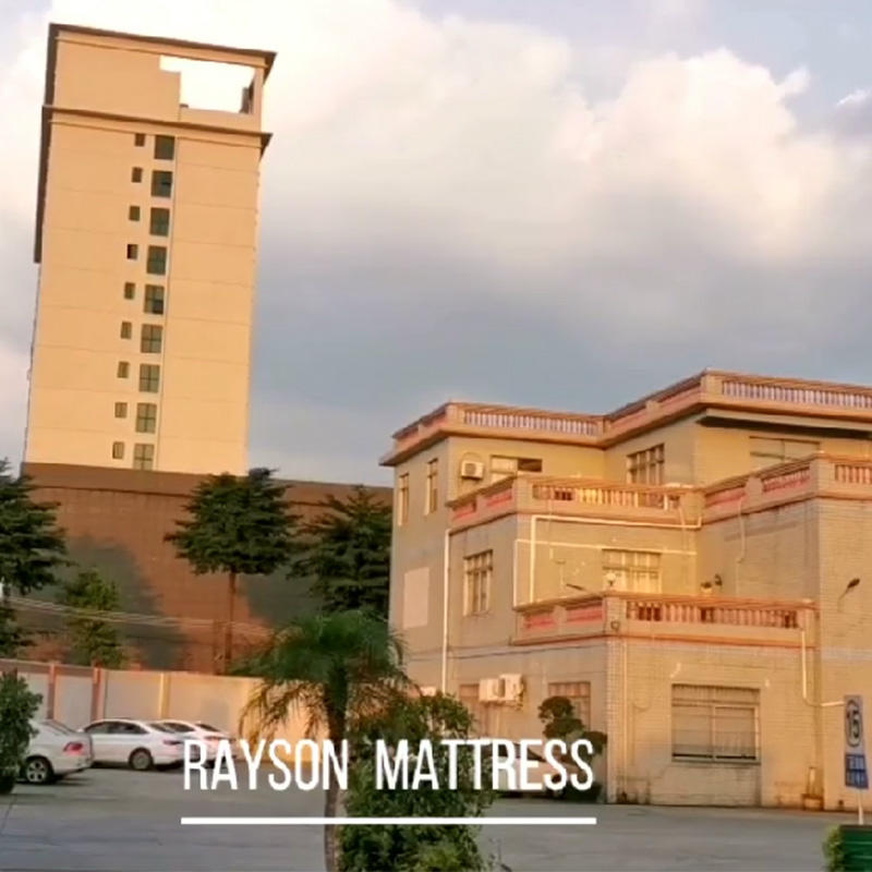 Rayson Mattress New Workshop