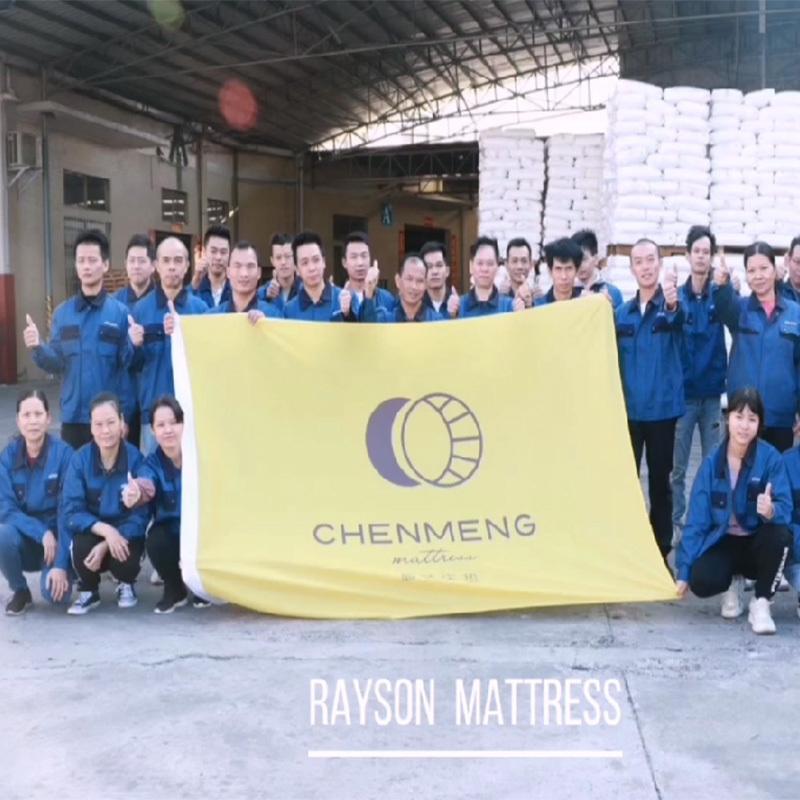 Rayson Mattress Team Member