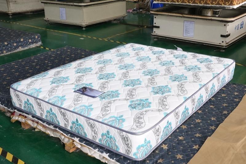 China manufacturer tricot fabric bonnell spring mattress
