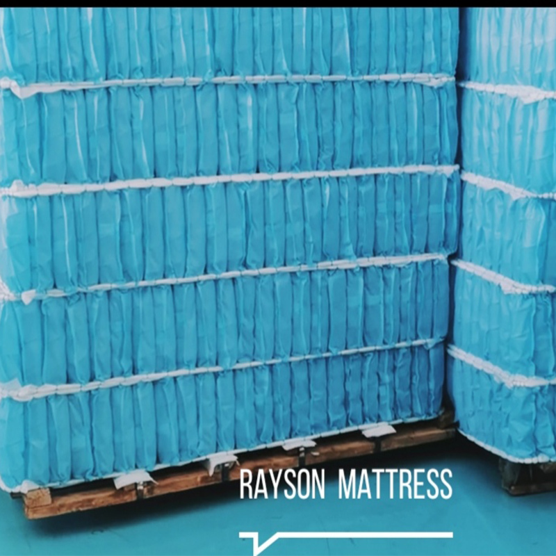 Spring bed net-pocket spring with high carbon content--bedroom