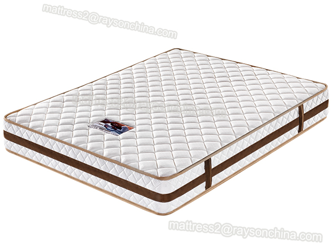 10 inches pocket spring bedroom furniture mattress for double-sided use