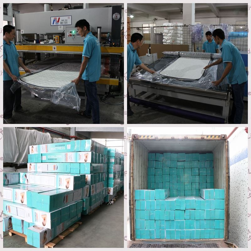 roll pack mattress packing and loading