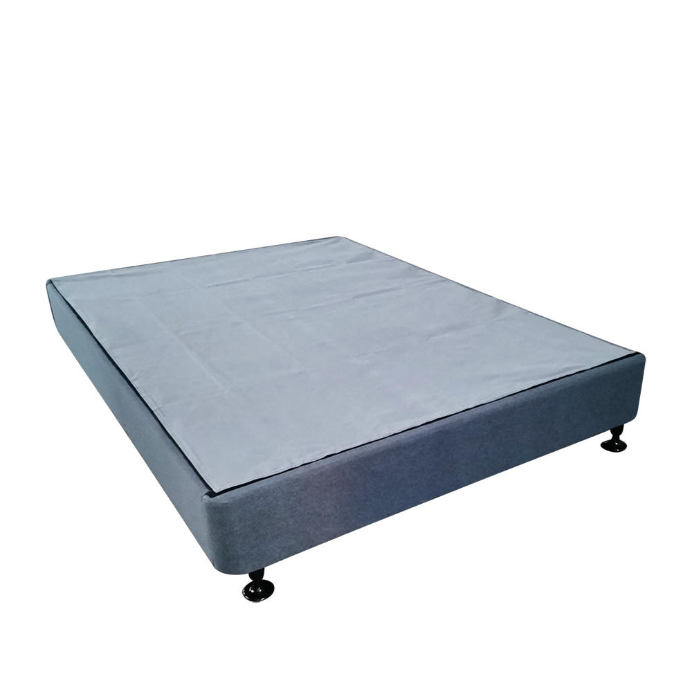 New design modern bed base bedroom furniture factory price