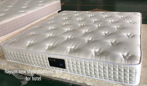 bedroom furniture new model hotel mattress