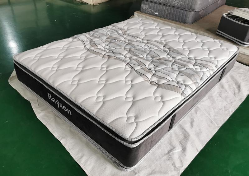 Single twin full queen king double pillow top continuous spring mattress