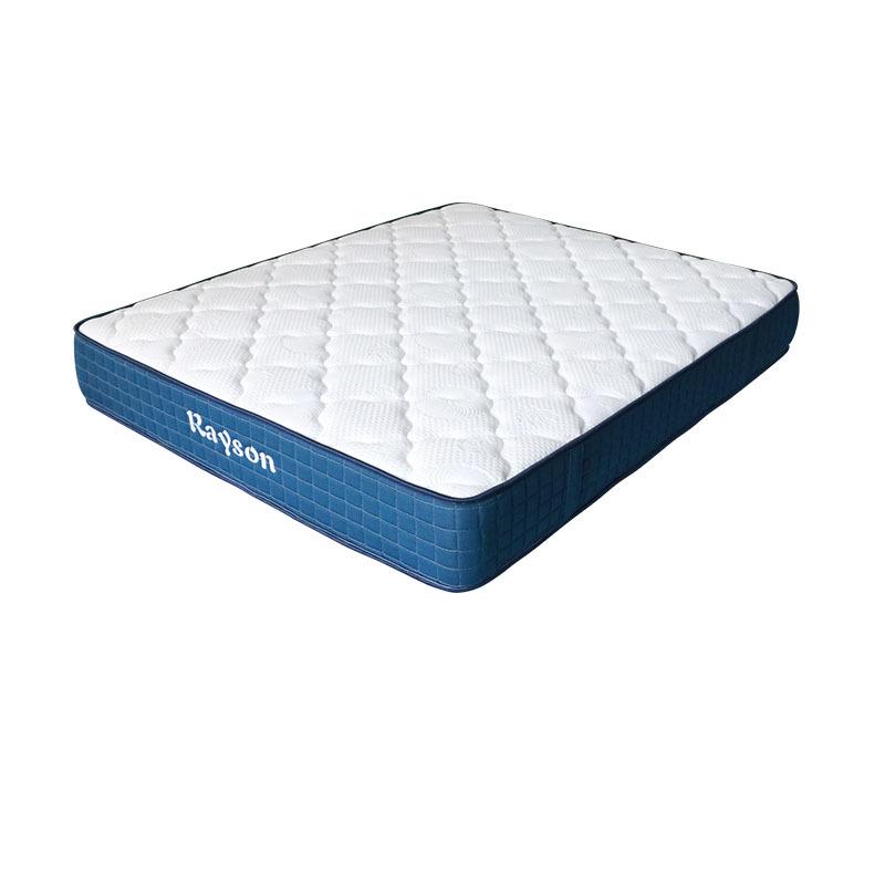 Queen size memory foam roll up mattress in box 8 inch