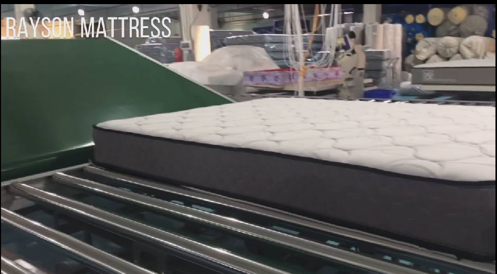 Foshan good quality mattress factory