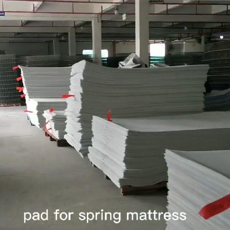 Cotton Pad for Spring Mattress