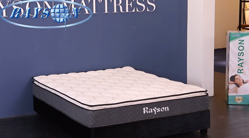 RSB-R22 Rolled Pack Bonnell Spring Mattress