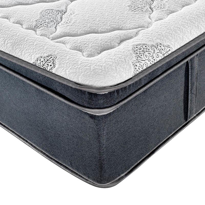Bedroom mattress gel memory foam pocket spring mattress