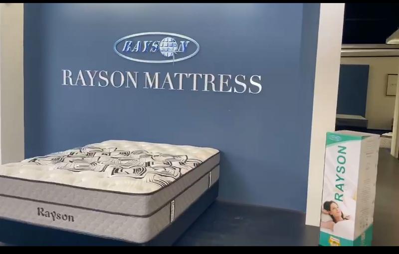 Rayson New Mattress - Innerspring Memory Foam Mattress