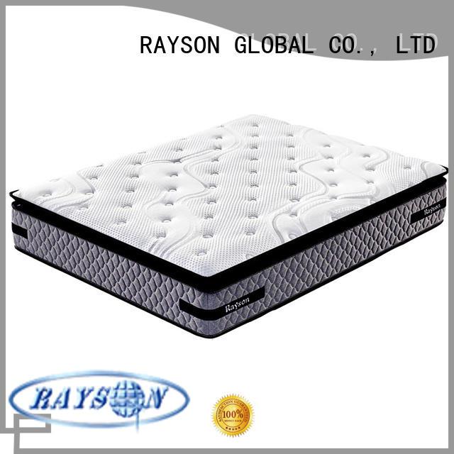 Rayson Mattress Best is memory foam mattress better than spring Supply