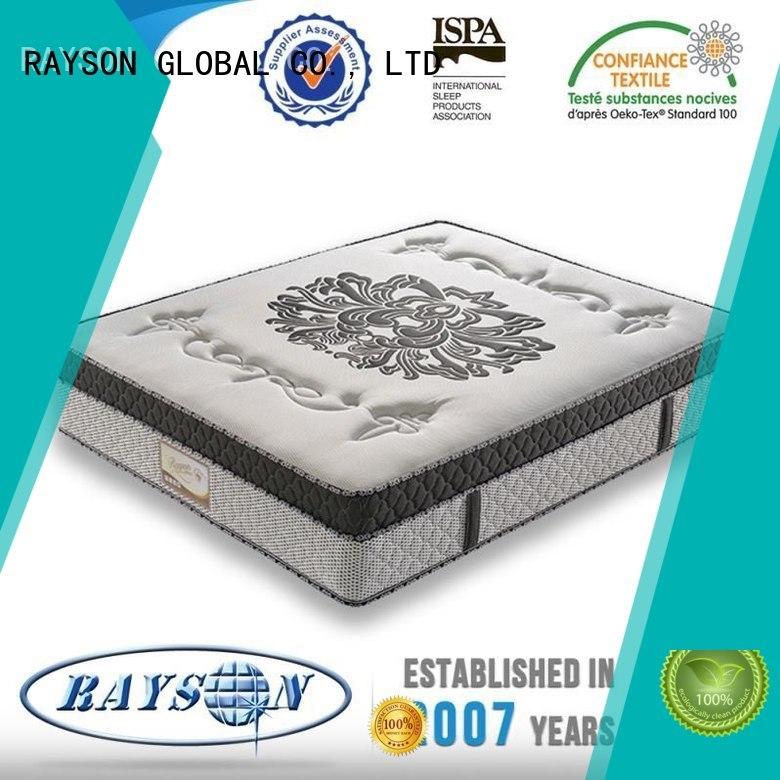 Rayson Mattress Custom hotel mattresses so comfortable Suppliers