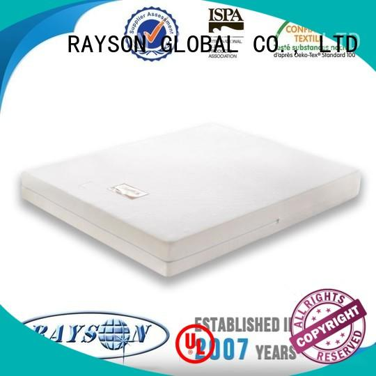 Rayson Mattress New spa sensations memory foam mattress manufacturers
