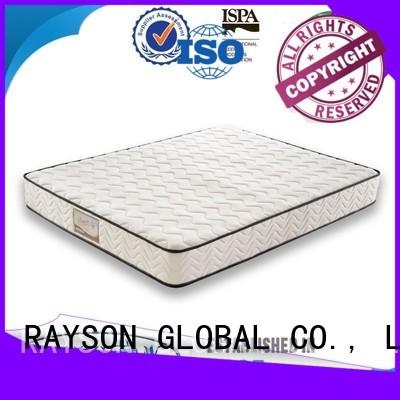 rspml7 Custom customizable stand top 10 pocket sprung mattress Rayson Mattress europen